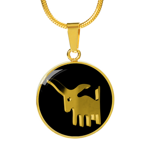 Zodiac Sign Taurus Necklace