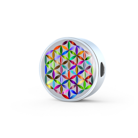Flower Of Life Charm