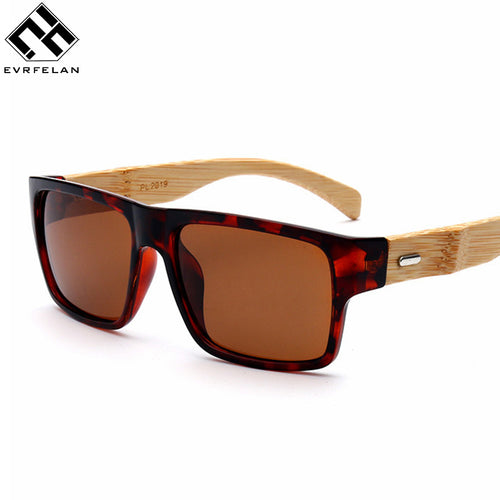 2018 Fashion Polarized Sunglassses Men Sun Glasses Wooden Bamboo Full Frame Retro Eyeglasses Women Unisex Gafas de sol Wholesale