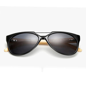 Evrfelan Glasses 2018 New Fashion Sunglasses 6 Colors Wooden Legs Soft