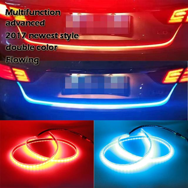 BEST SELLER LED Strip For Car Tailgate Turning Signal Light Bar Trunk Light  ...