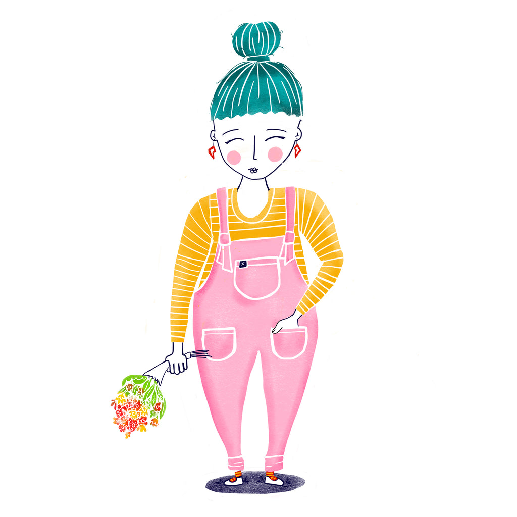Lucy & Yak Illustration Competition