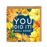 A Beautiful Well done card