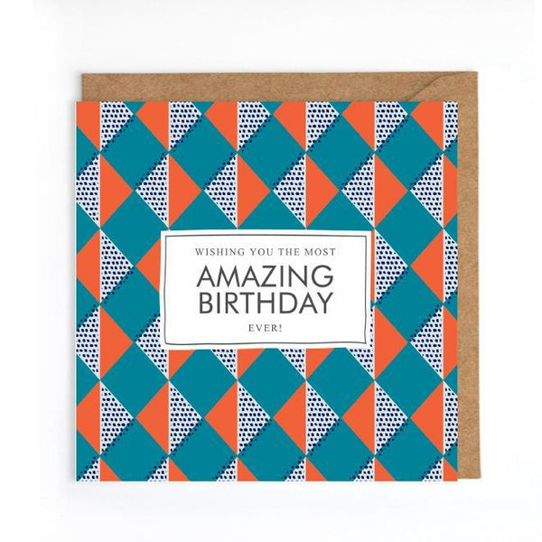 Card UK Happy Birthday