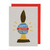 Male greetings cards UK