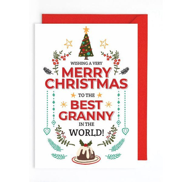 Modern Christmas cards UK
