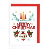 Cool Christmas cards UK