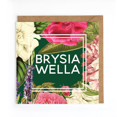 Welsh greetings cards Uk