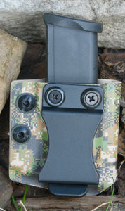 G19/23/26/27 OWB Single Mag Carrier Greenzone Cammo Pattern