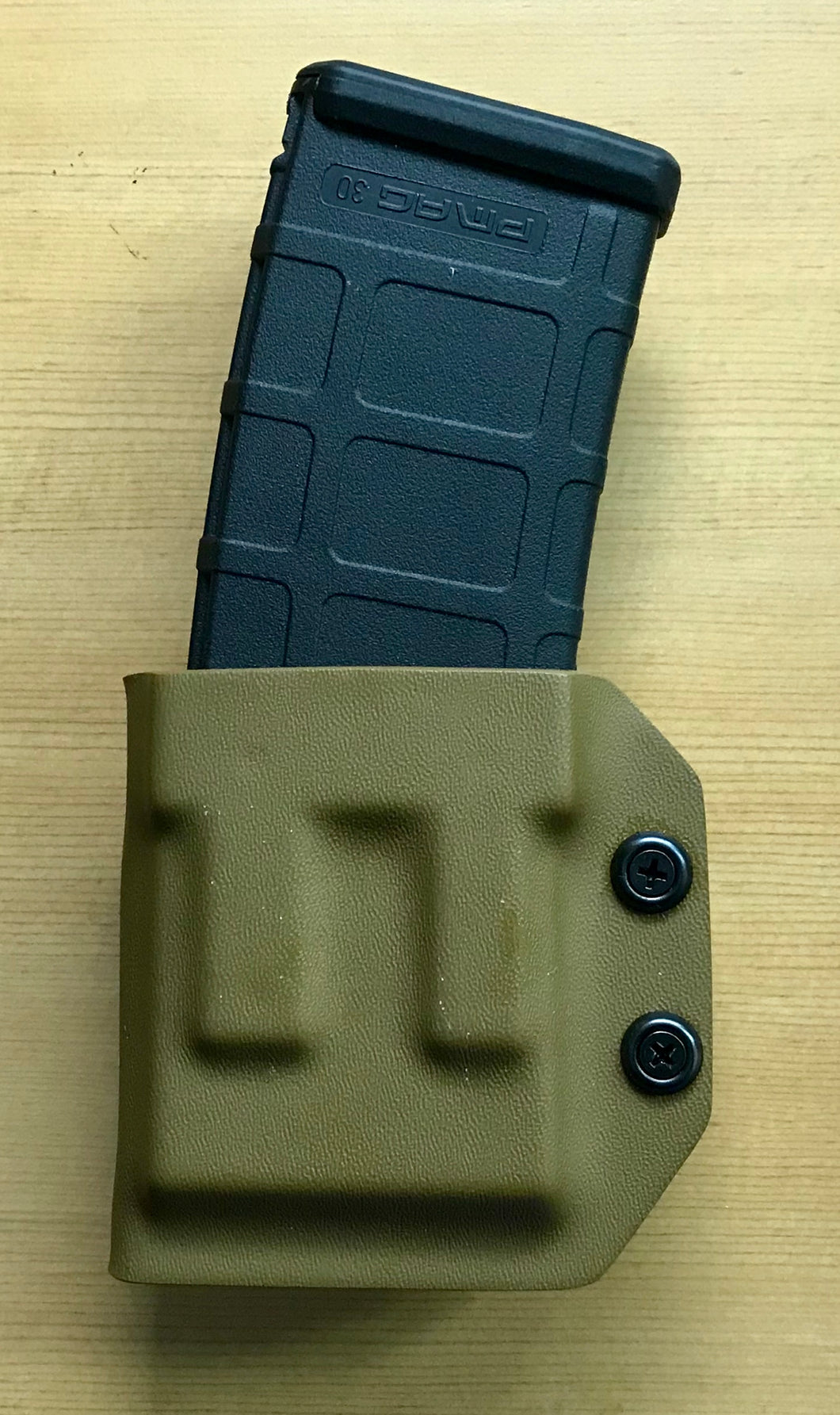 AR-15 Mag Carrier with FOMI Belt Clip