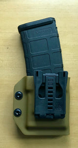 AR-15 Mag Carrier with Tek-Lok Belt Attachment
