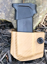 G 43 OWB Single Mag Carrier Carbon Fiber FDE