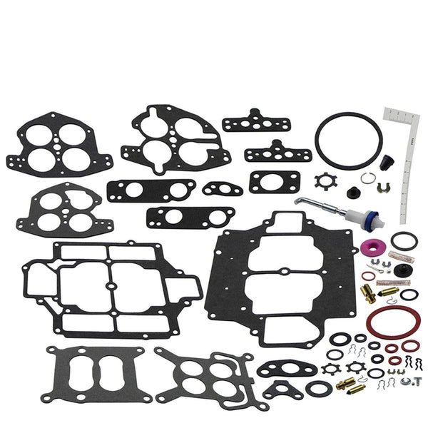 1954-56 Oldsmobile 4bbl Carter Carburetor Repair Kit, 64pc