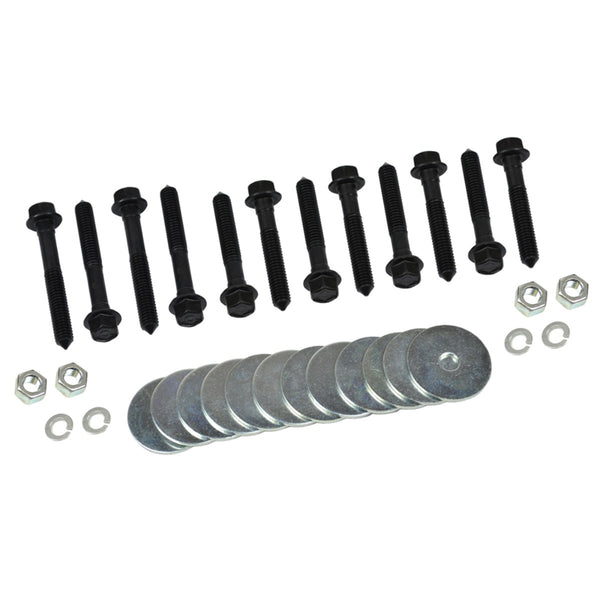 1968-72 Pontiac A-Body Convertible Body Mount Hardware Kit 32pc