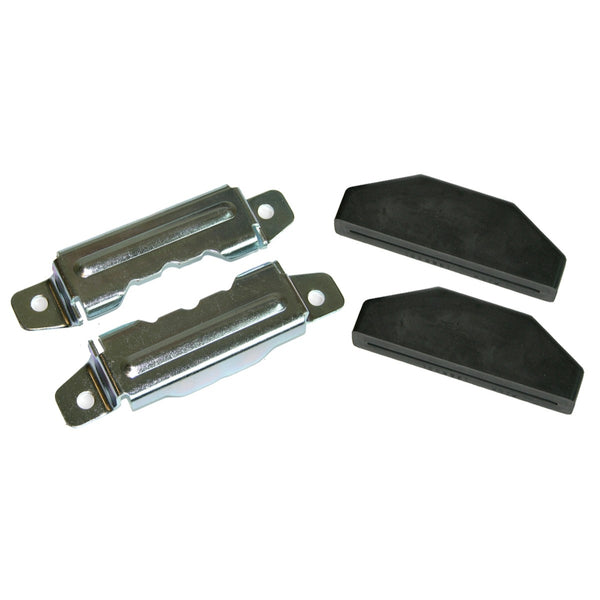 1968-72 Transmission Cross Mount Brackets and Insulators