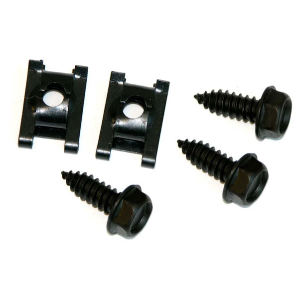 1968-69 GTO Front Core Support Brace Hardware 5pc