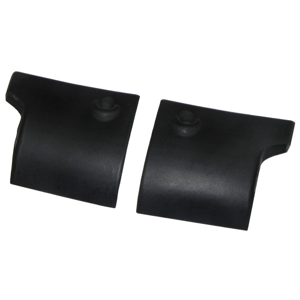 1968-72 Oldsmobile A-Body Rear Package Tray Corners 2pc
