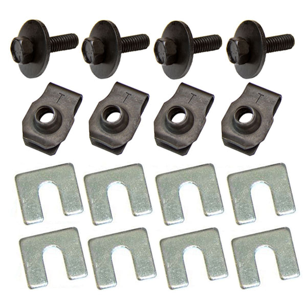 GM Fender To Lower Cowl Hardware Kit 16pc