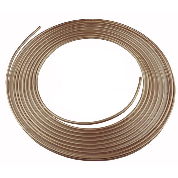 "3/16"" Tubing 25ft Coil Copper Nickel"