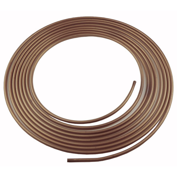 "1/4"" Tubing 25ft Coil Copper Nickel"