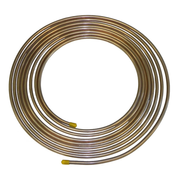 "5/16"" Tubing 25ft Coil Copper Nickel"