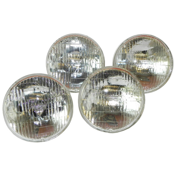 "1968-71 Correct T3 Headlights 5- 3/4"" Kit of 4"