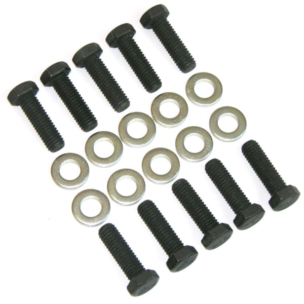 1964-72 Olds, Cutlass Exhaust Manifold Bolts & Washers 20pc, Also 1979 Trans Am Olds 403 Engine