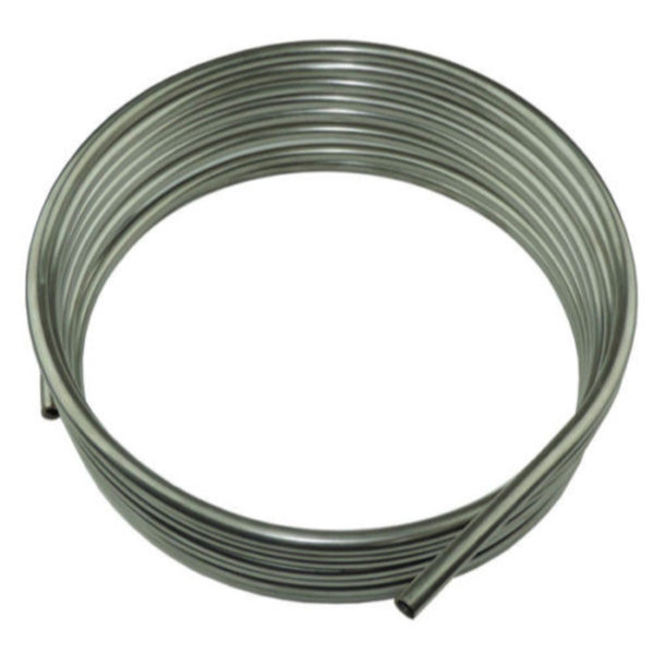 "7/16"" Tubing 20ft Coil Stainless"