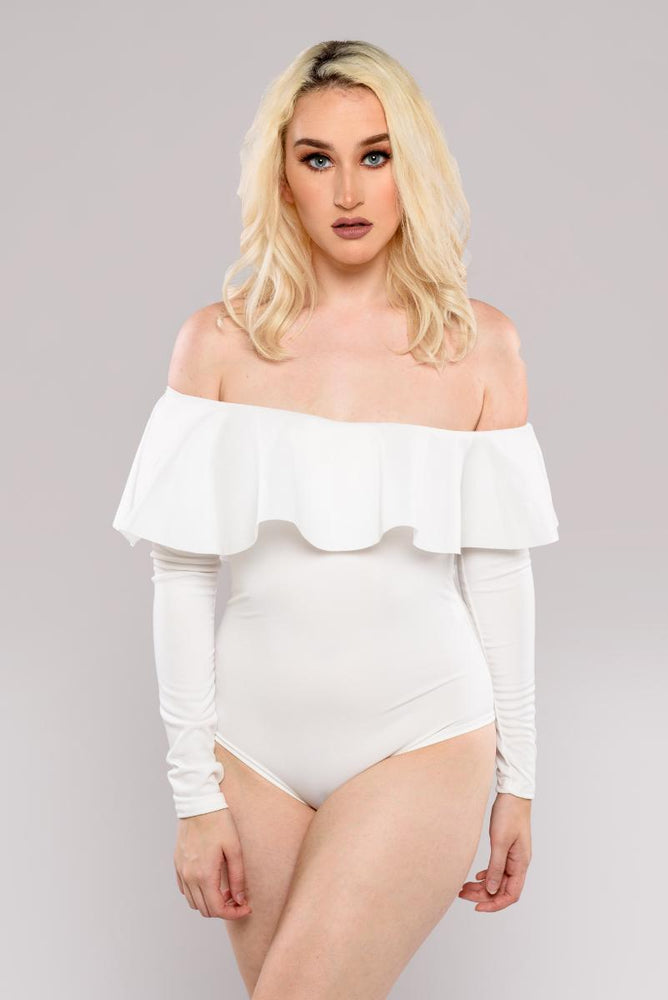 Marily off shoulder top