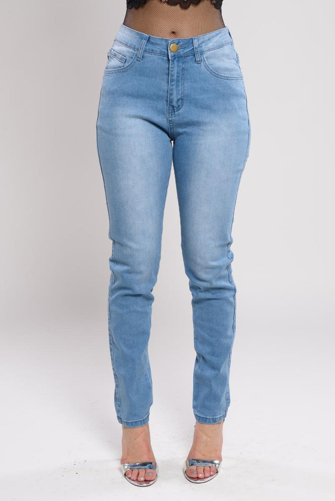 Lauryn Back Cut Jeans