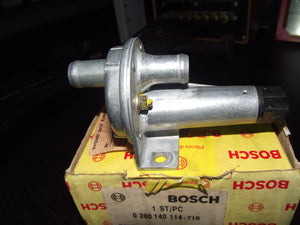 DeLorean / Volvo NEW Auxiliary Air Valve | BOSCH 0280140114