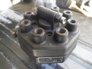 Mercedes REMANUFACTURED Fuel Distributor BOSCH 0438100012 $200 CORE REFUND