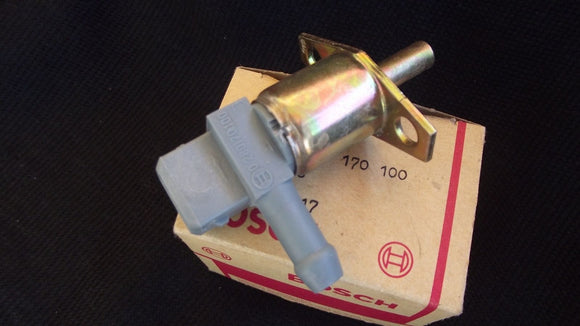 Volvo Cold Start Valve NEW BOSCH 0280170100  Volvo 140 Series 1974