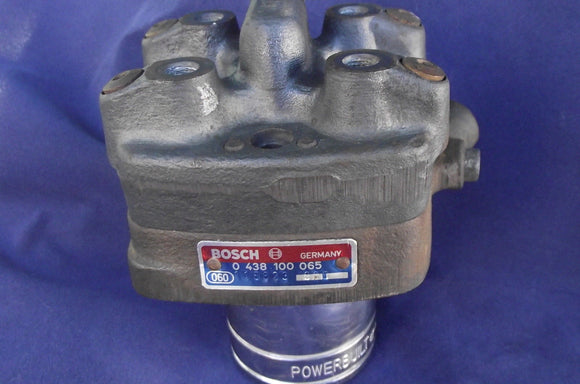 Porsche Fuel Distributor REMANUFACTURED BOSCH 0438100065 fit 924 2.0L