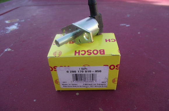 Volvo NEW Cold Start Valve BOSCH 0280170010 Fit 140, 160, 1800 BMW 2002 tii