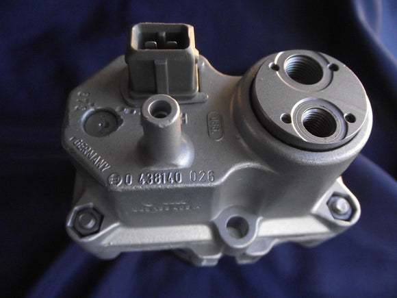 VW REMANUFACTURED Warm Up Regulator BOSCH 0438140026 l 063133403A