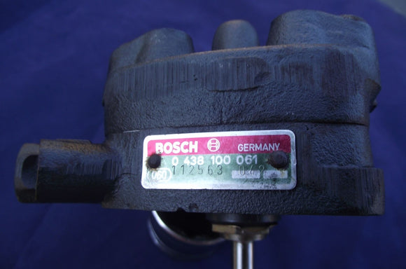 VW Audi Fuel Distributor | Bosch 0438100061 | 4000 Fox Dasher Jetta