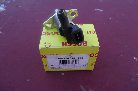 Volvo Cold Start Valve NEW | Bosch 0280170010 | 140 160 1800 Series