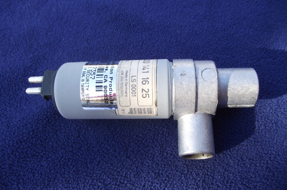 Mercedes Idle Air Control Valve M-B 0001411625 VDO 408.202/010/001