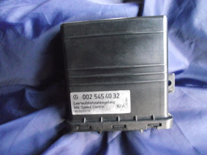 Mercedes Idle Speed Control Unit 0025454032 VDO 412.202/012/001