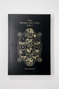 Word on Fire Bible (Volume 1): The Gospels - Paperback