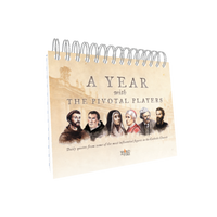 CATHOLICISM: The Pivotal Players - 365 Day Calendar