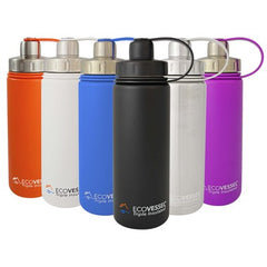 Boulder Insulated Water Bottle with Strainer
