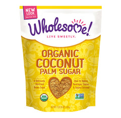 Organic Coconut Palm Sugar