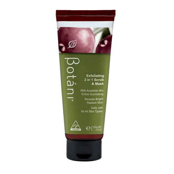 Exfoliating 2 in 1 Scrub Mask