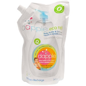 Baby Bottle & Dish Liquid Refill Pack