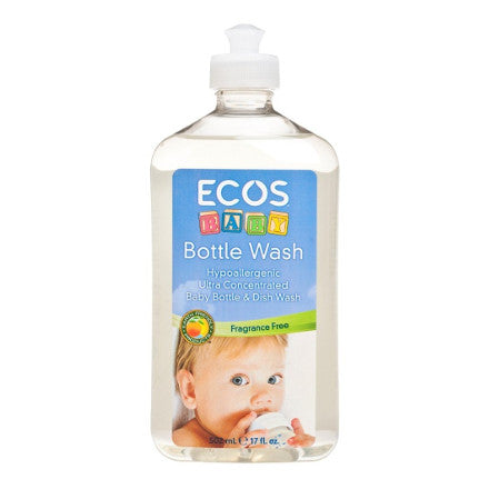 Hypoallergenic Baby Bottle Wash