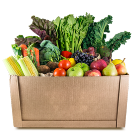 Western Veggie & Fruit Box