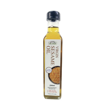 Organic Cold-Pressed Virgin Sesame Oil