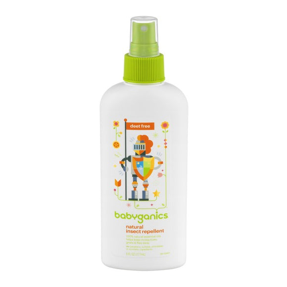 Natural Insect Repellent for Kids